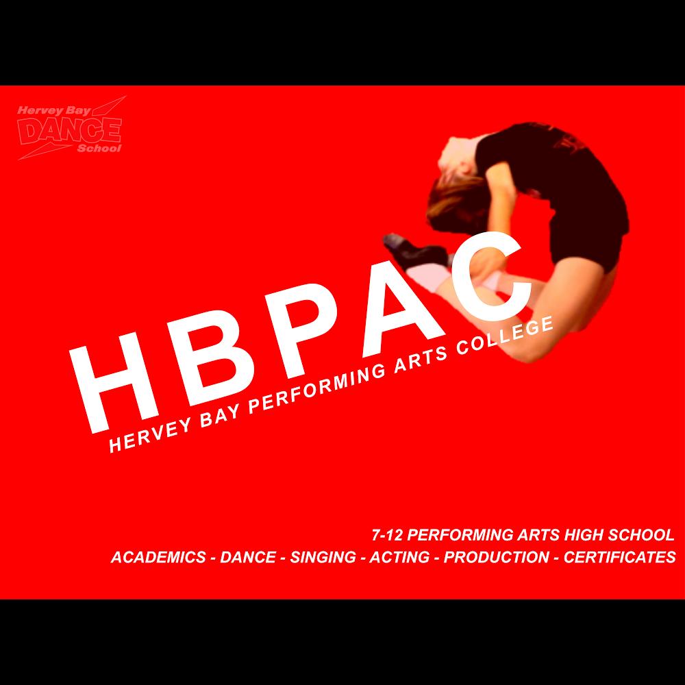 Hervey Bay Dance School & Hervey Bay Performing Arts College | school | 9-11 Thomas St, Pialba, QLD, 4655, Pialba (Hervey Bay) QLD 4655, Australia | 0434010026 OR +61 434 010 026