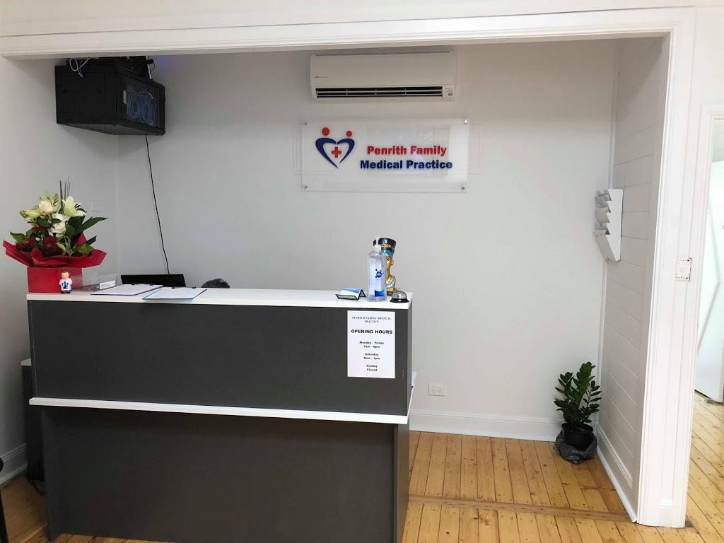 Penrith Family Medical Practice- Dr Enas Youssef | hospital | 123 Lethbridge St, Penrith NSW 2750, Australia | 0247326749 OR +61 2 4732 6749