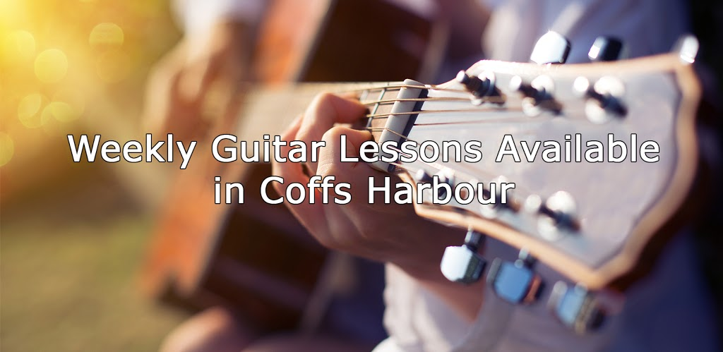 Guitar Lessons Play | school | Shop 7/78 Bray St, Coffs Harbour NSW 2450, Australia | 0422440647 OR +61 422 440 647