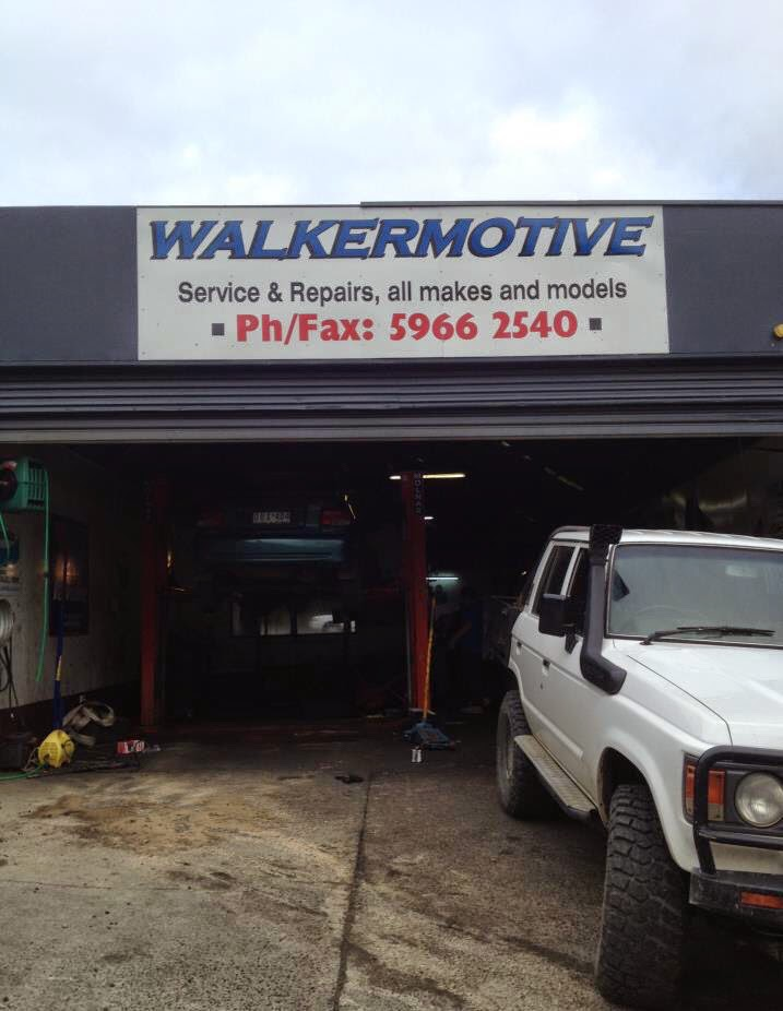 Walkermotive Tyres and Auto | car repair | factory 2/37 Station Rd, Warburton VIC 3799, Australia | 0359662540 OR +61 3 5966 2540