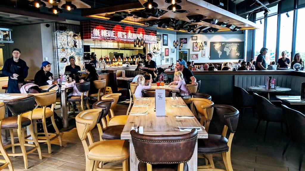 TGI Fridays - Restaurant | Westfield Carousel, 1382 Albany