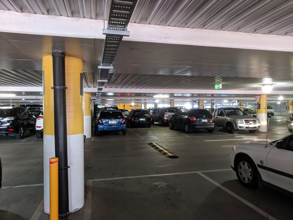 Secure Parking - The District Docklands East Car Park | parking | 90 Waterfront Way, Docklands VIC 3008, Australia | 1300727483 OR +61 1300 727 483