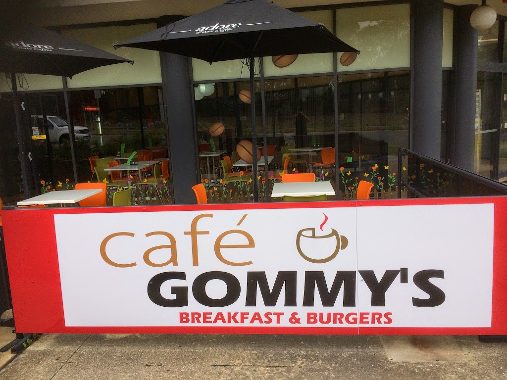 Cafe Gommys | cafe | 8c/160 Lysaght St, Mitchell ACT 2911, Australia | 0262418497 OR +61 2 6241 8497