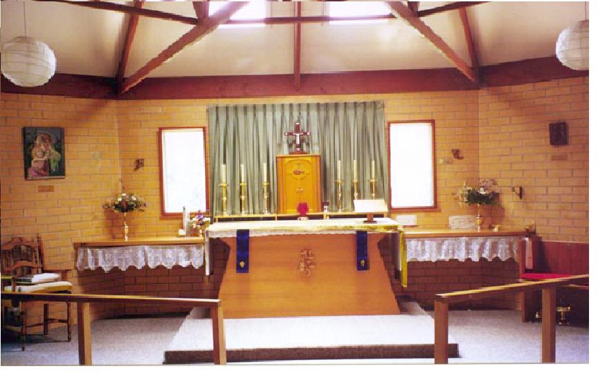 Liberal Catholic Church of St Thomas | church | 18 Chinner Cres, Melba ACT 2615, Australia | 0262583898 OR +61 2 6258 3898