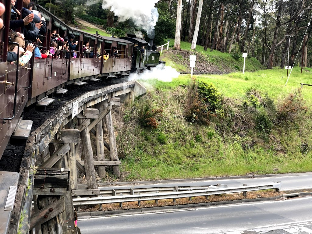 Gembrook Puffing Billy Railway Station | museum | LOT 1 Main St, Gembrook VIC 3783, Australia | 0397570700 OR +61 3 9757 0700
