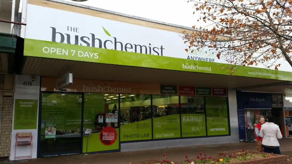 Bush Chemist   pharmacy   69 Wynyard St, Tumut NSW 2720, Australia   0269471179 OR +61 2 6947 1179