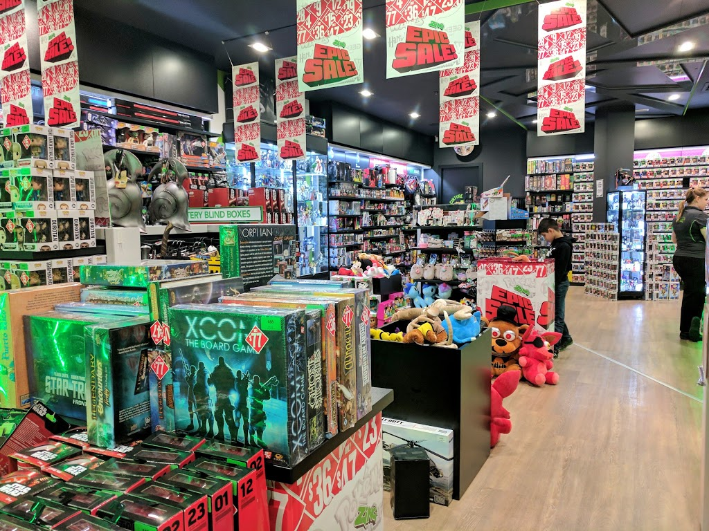 ZiNG Pop Culture Wetherill Park | store | 210/561-583 Polding St, Wetherill Park NSW 2164, Australia | 0297560297 OR +61 2 9756 0297