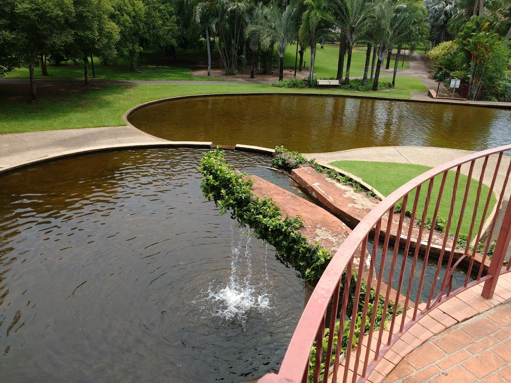 Jingili Water Gardens   park   Trower Rd &, Freshwater Rd, Jingili NT 0810, Australia   0889300300 OR +61 8 8930 0300