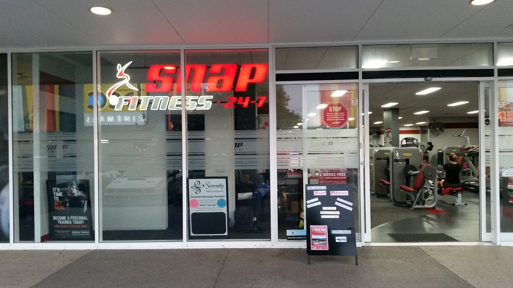Snap Fitness Townsville | gym | Little Fletcher St, Townsville City QLD 4810, Australia | 0747242470 OR +61 7 4724 2470