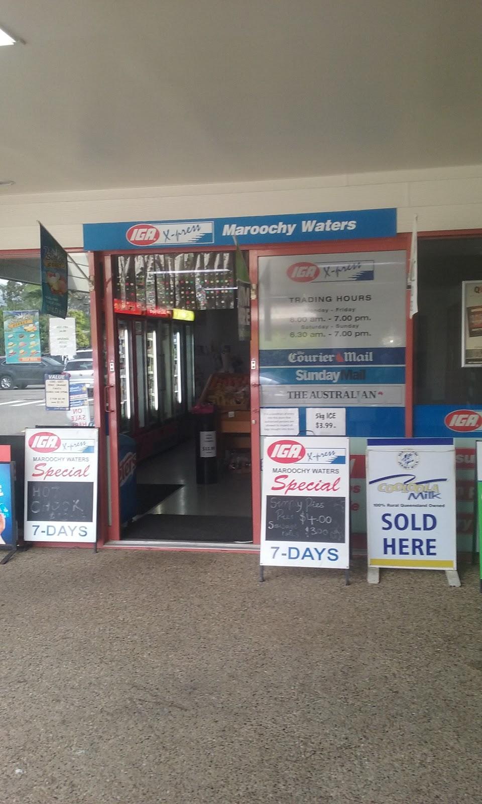 IGA X-press | supermarket | 6 Denna St, Maroochydore QLD 4740, Australia | 0754793732 OR +61 7 5479 3732
