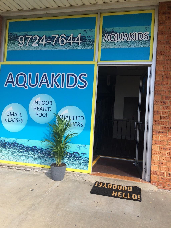 AQUAKIDS Swim School | health | 7/63A Brenan St, Smithfield NSW 2164, Australia | 0297247644 OR +61 2 9724 7644