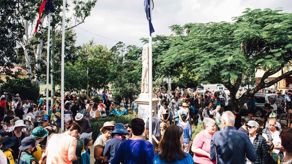 Yandina Cenotaph | park | Cnr of, Stevens St, Yandina QLD 4561, Australia | 0754727056 OR +61 7 5472 7056