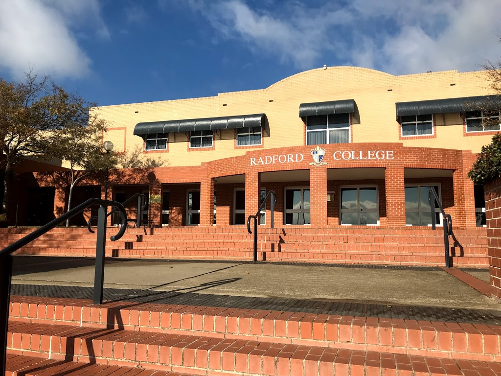 Radford College   school   1 College St, Bruce ACT 2617, Australia   0261626200 OR +61 2 6162 6200