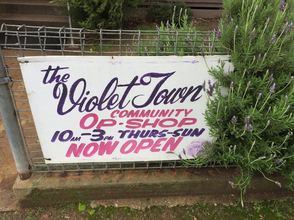 Violet Town Op Shop | store | 27 Cowslip St, Violet Town VIC 3669, Australia