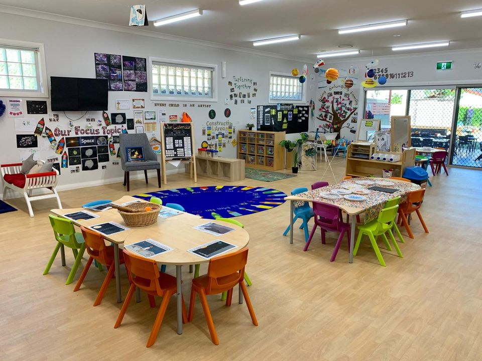 First Steps Preschool Learning Academy - Beaumont Hills | school | 47 The Pkwy, Beaumont Hills NSW 2155, Australia | 0296295944 OR +61 2 9629 5944