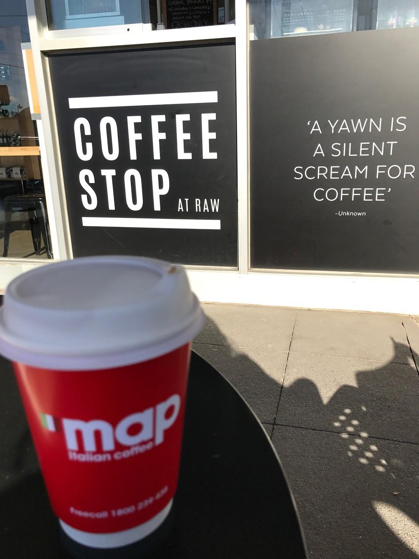 Coffee Stop At Raw   cafe   97 Highett Rd, Hampton VIC 3188, Australia   0395216773 OR +61 3 9521 6773