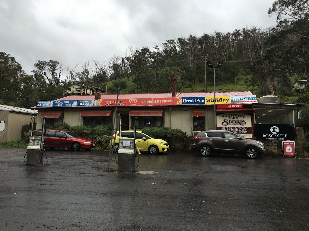 Hazeldene General Store   store   6 Curlings Rd, Hazeldene VIC 3658, Australia   0357801202 OR +61 3 5780 1202