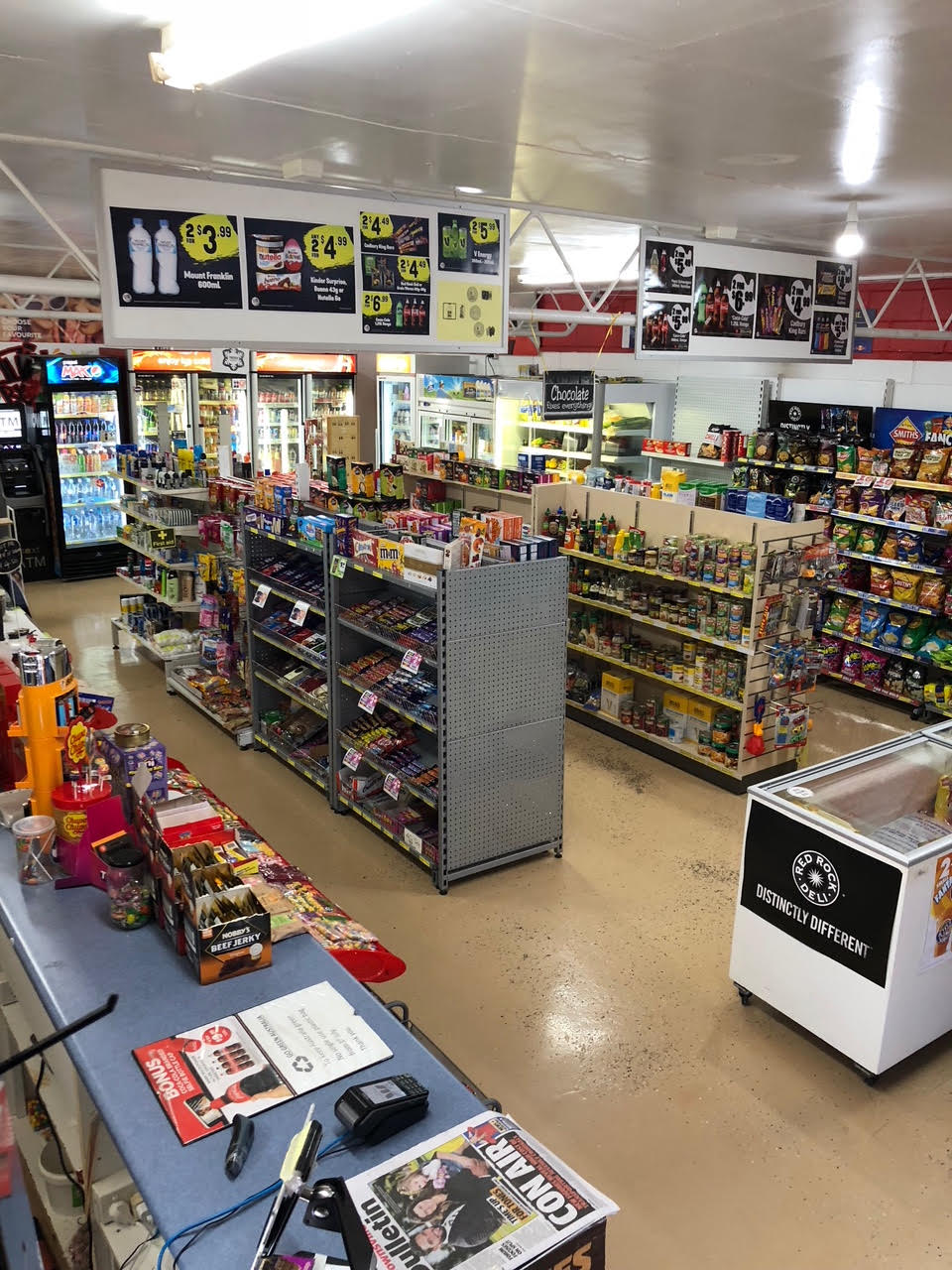 OM Convenience | convenience store | 1/49 Railway Ave, Railway Estate QLD 4810, Australia | 0435063445 OR +61 435 063 445
