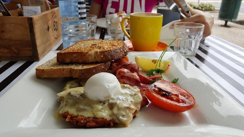 Cafe63 - New Farm Park | cafe | 938 Brunswick St, New Farm QLD 4005, Australia | 0452108727 OR +61 452 108 727