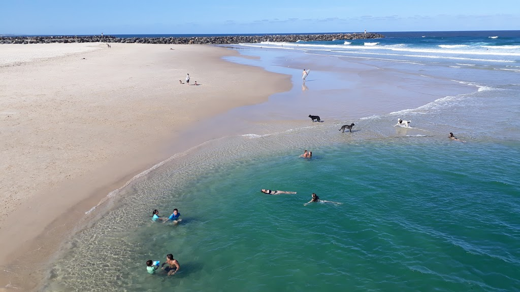 The Spit Dog Beach | park | Queensland, Australia