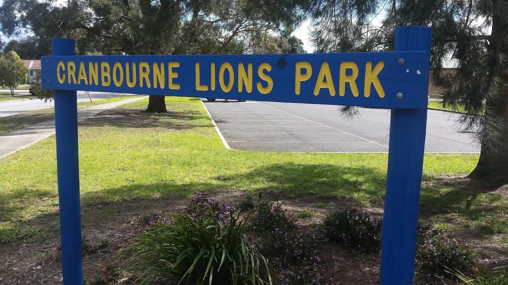 Cranbourne Lions Park   park   Cranbourne VIC 3977, Australia