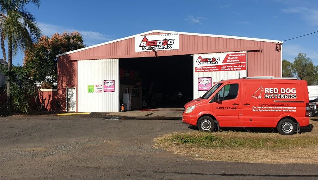 Red Dog Mechanix | car repair | 3 Kirston St, Laidley QLD 4341, Australia | 0754652756 OR +61 7 5465 2756
