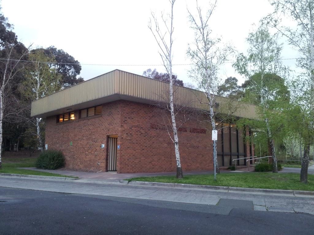 Mooroolbark Library | library | 7A Station St, Mooroolbark VIC 3138, Australia | 0398006480 OR +61 3 9800 6480