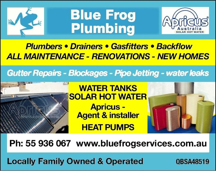 Blue Frog Services | plumber | 1/31 Demand Ave, Arundel QLD 4214, Australia | 0755937728 OR +61 7 5593 7728