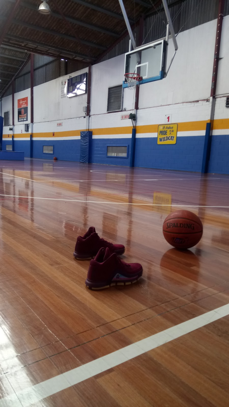 Auburn Basketball Centre Stadium Church St Lidcombe Nsw