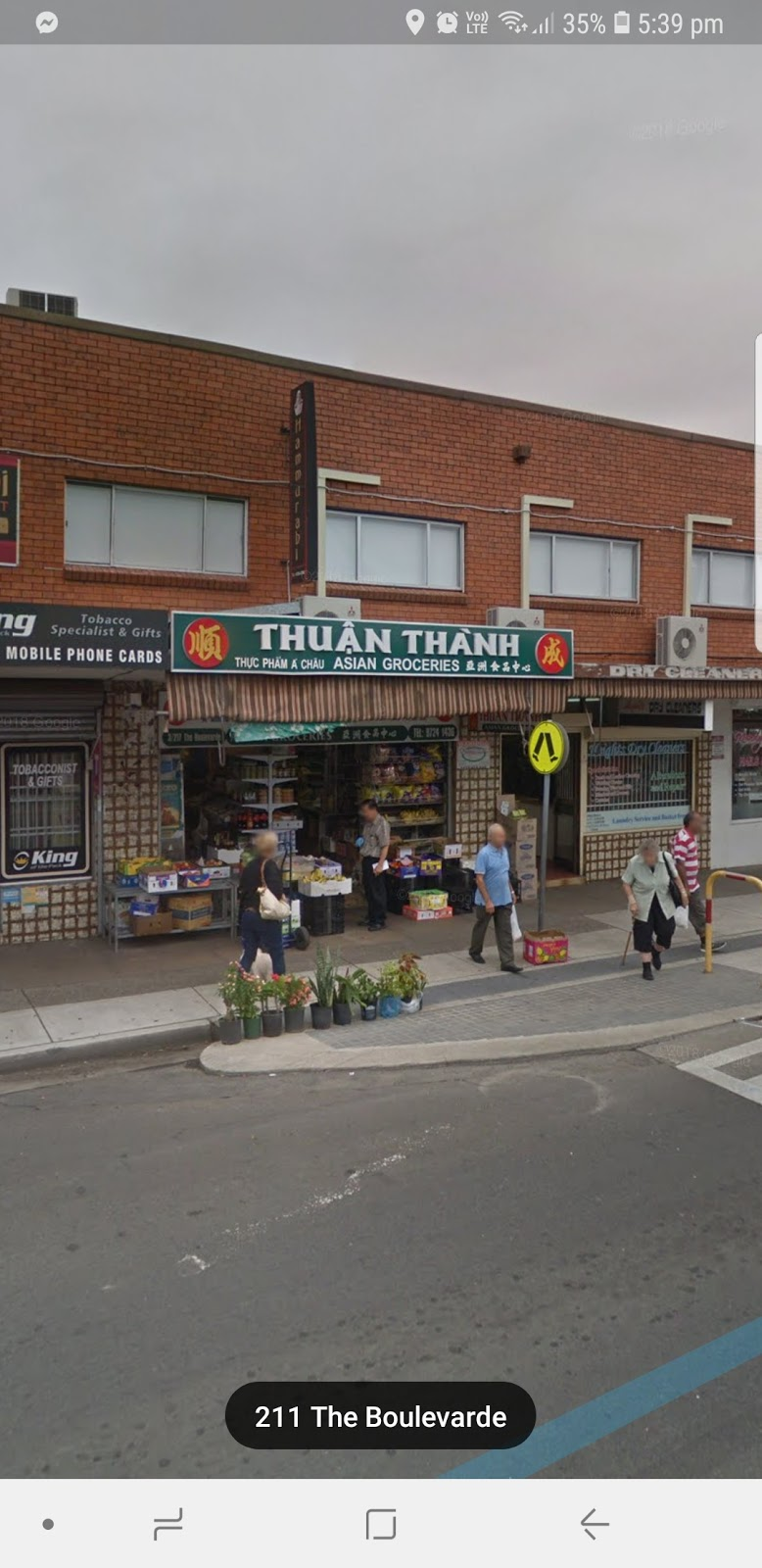 Thuan Thanh | store | 217 The Boulevarde, Fairfield Heights NSW 2165, Australia