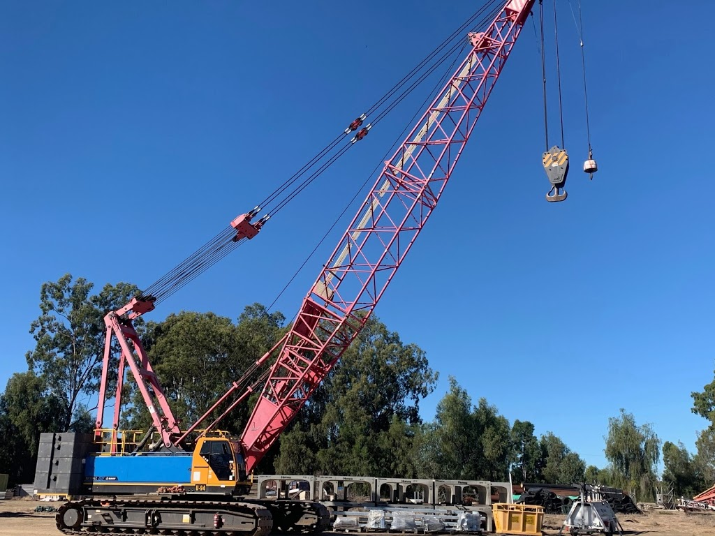 CLS - Camilleri Lifting Services | general contractor | 21 Bensted Rd, Callemondah QLD 4680, Australia | 0730678634 OR +61 7 3067 8634