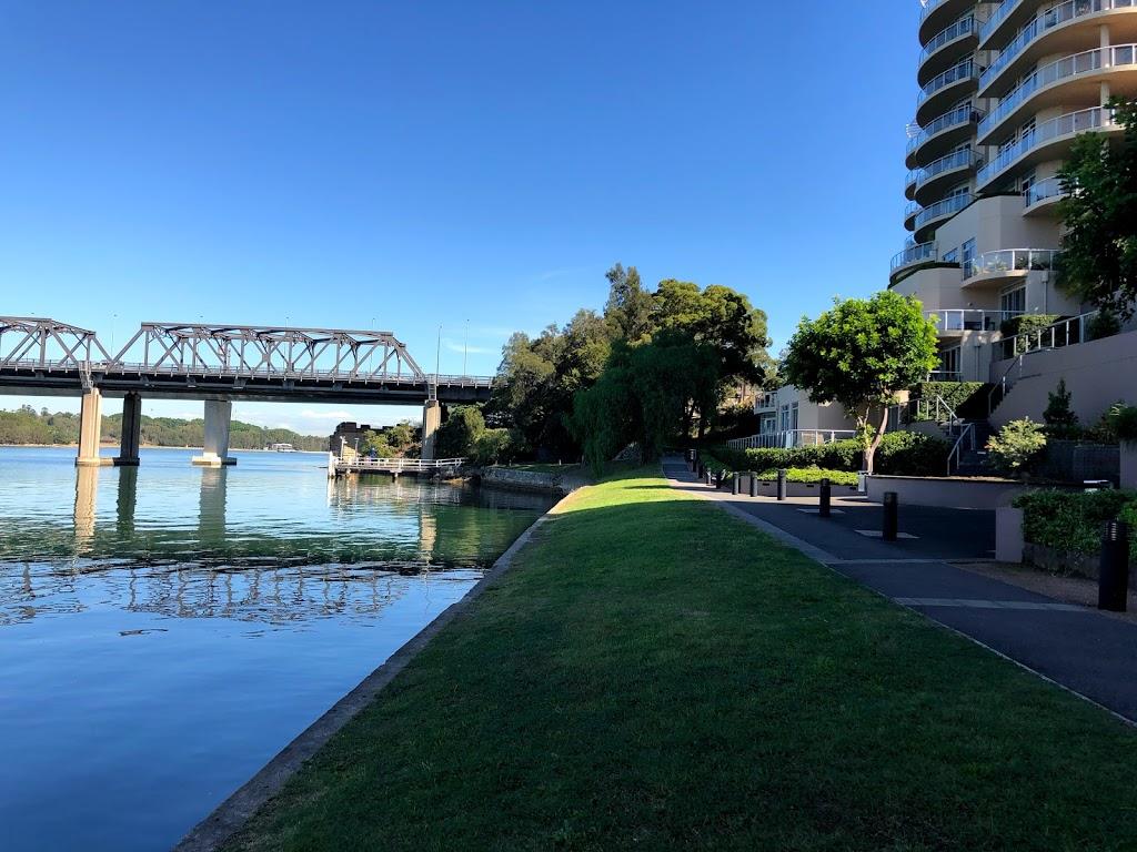 Bridge Street Wharf Reserve   park   Henley Marine Dr, Drummoyne NSW 2047, Australia