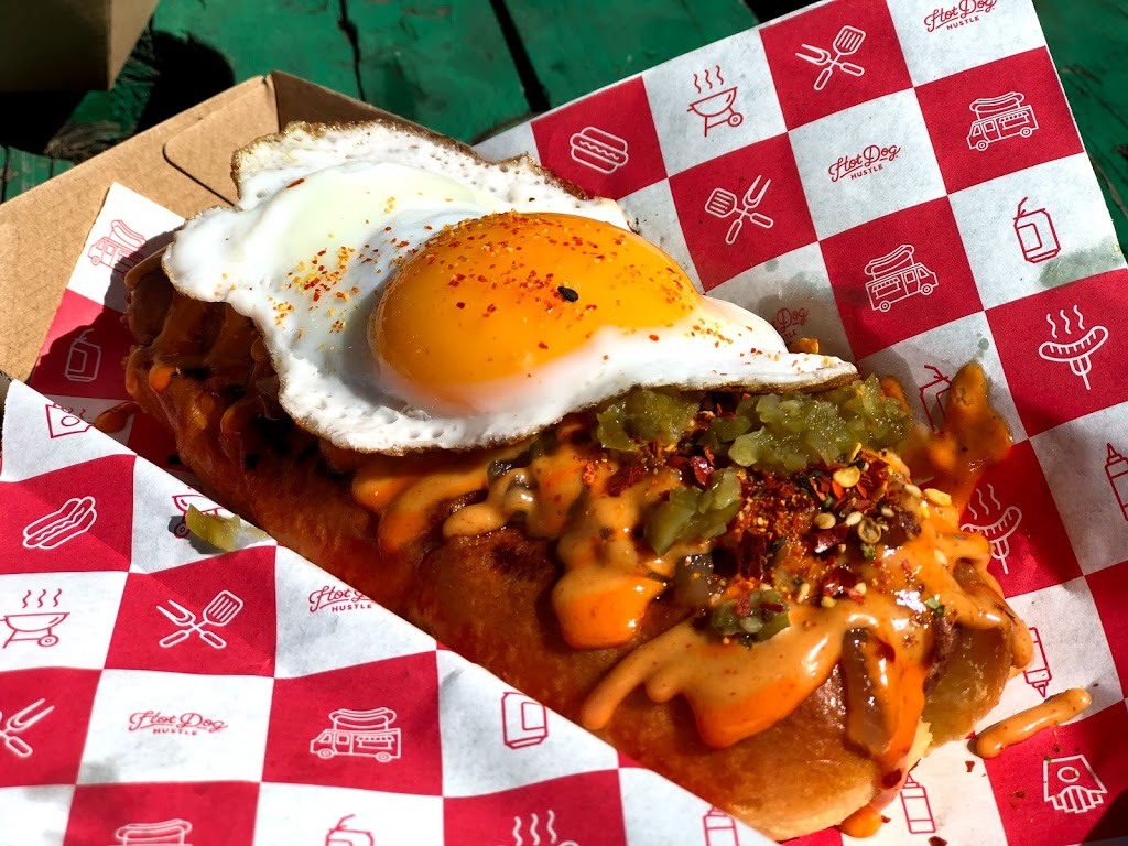 Hot Dog Hustle | meal takeaway | 252 Ballarat Rd, Braybrook VIC 3019, Australia