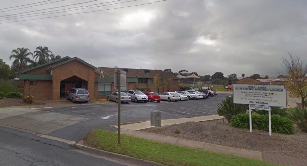 Para Vista Seventh-day Adventist Church | church | 144 Nelson Rd, Para Vista SA 5093, Australia | 0882692177 OR +61 8 8269 2177