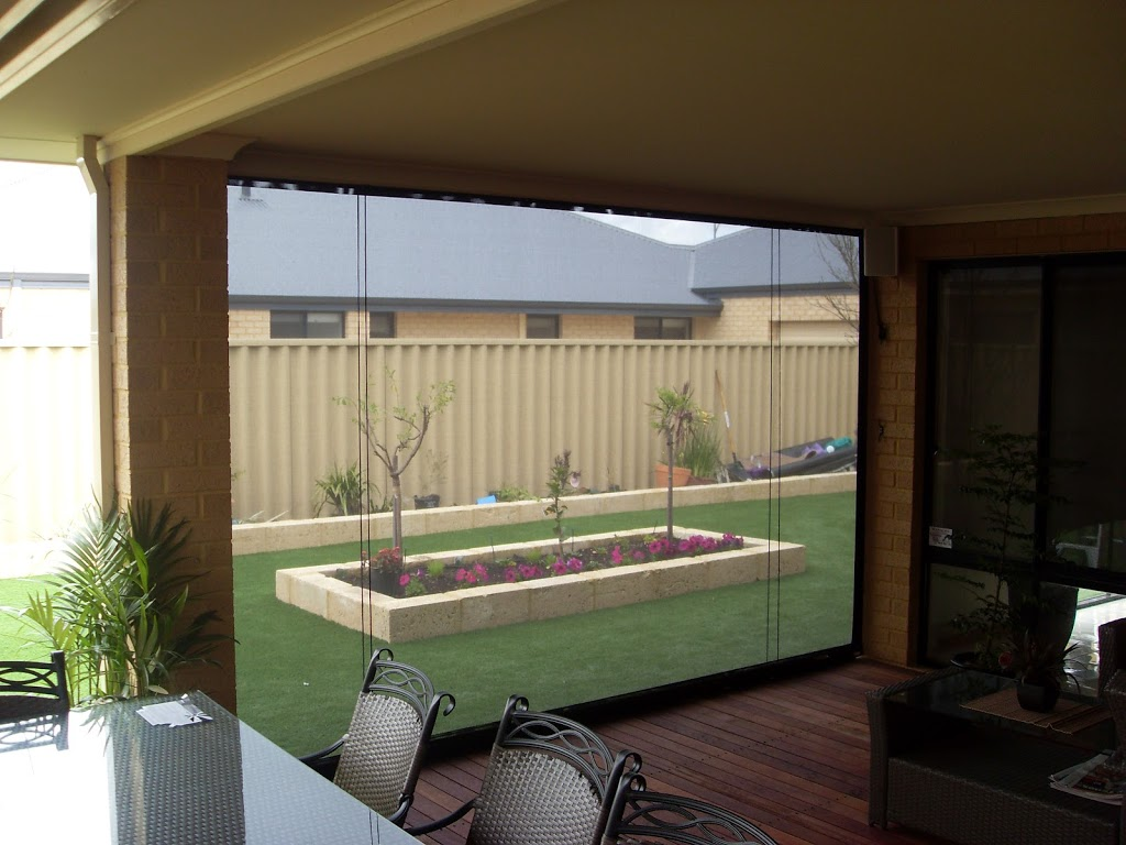Aussie Outdoor Alfresco/Cafe Blinds Geelong | home goods store | 16 Hume Reserve Ct, North Geelong VIC 3220, Australia | 0352227699 OR +61 3 5222 7699