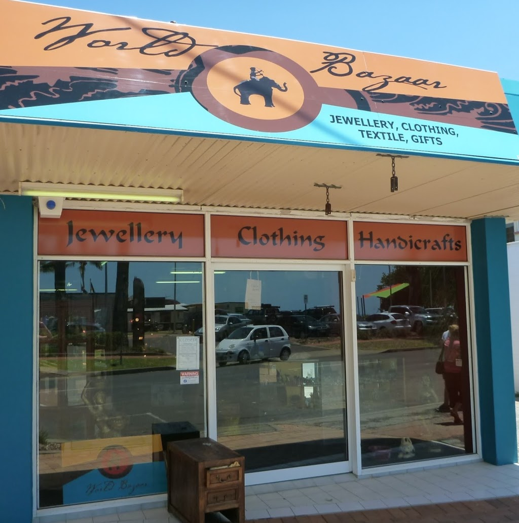 World Bazaar Scarness | jewelry store | 352 Charlton Esplanade, Scarness QLD 4655, Australia | 0419248202 OR +61 419 248 202