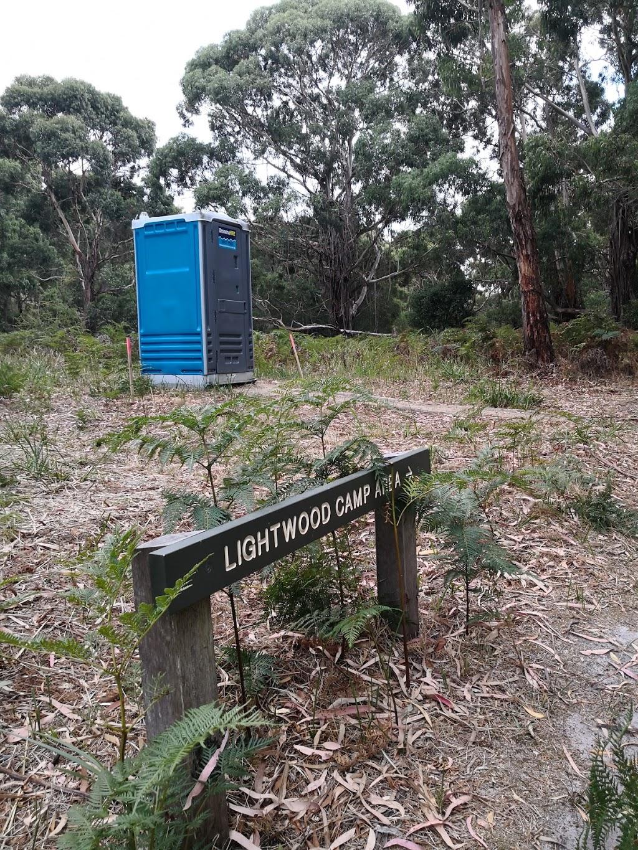 Lightwood Creek Camping Area | lodging | Cape Schanck VIC 3939, Australia | 131963 OR +61 131963