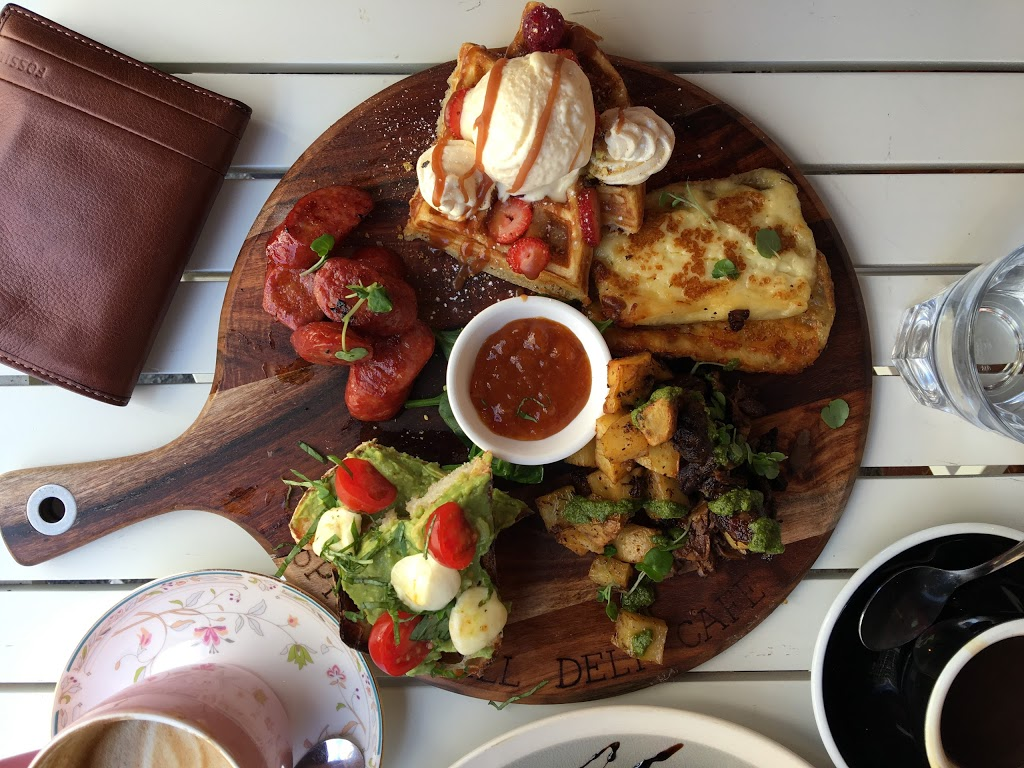 Spring Hill Deli & Produce | cafe | 2/537 Boundary St, Brisbane City QLD 4000, Australia | 0731613031 OR +61 7 3161 3031