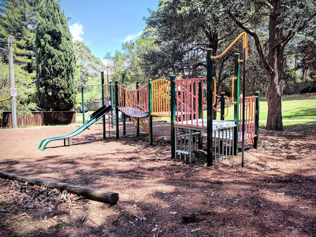 Kimberley Playground   park   53X Kimberley Ave, Lane Cove NSW 2066, Australia