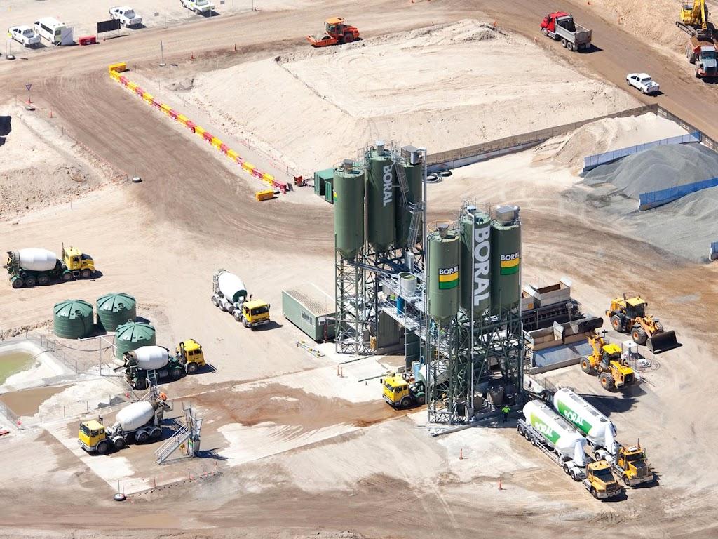 Boral Concrete | general contractor | 6 George Mamalis Pl, Clinton QLD 4680, Australia | 0749725688 OR +61 7 4972 5688