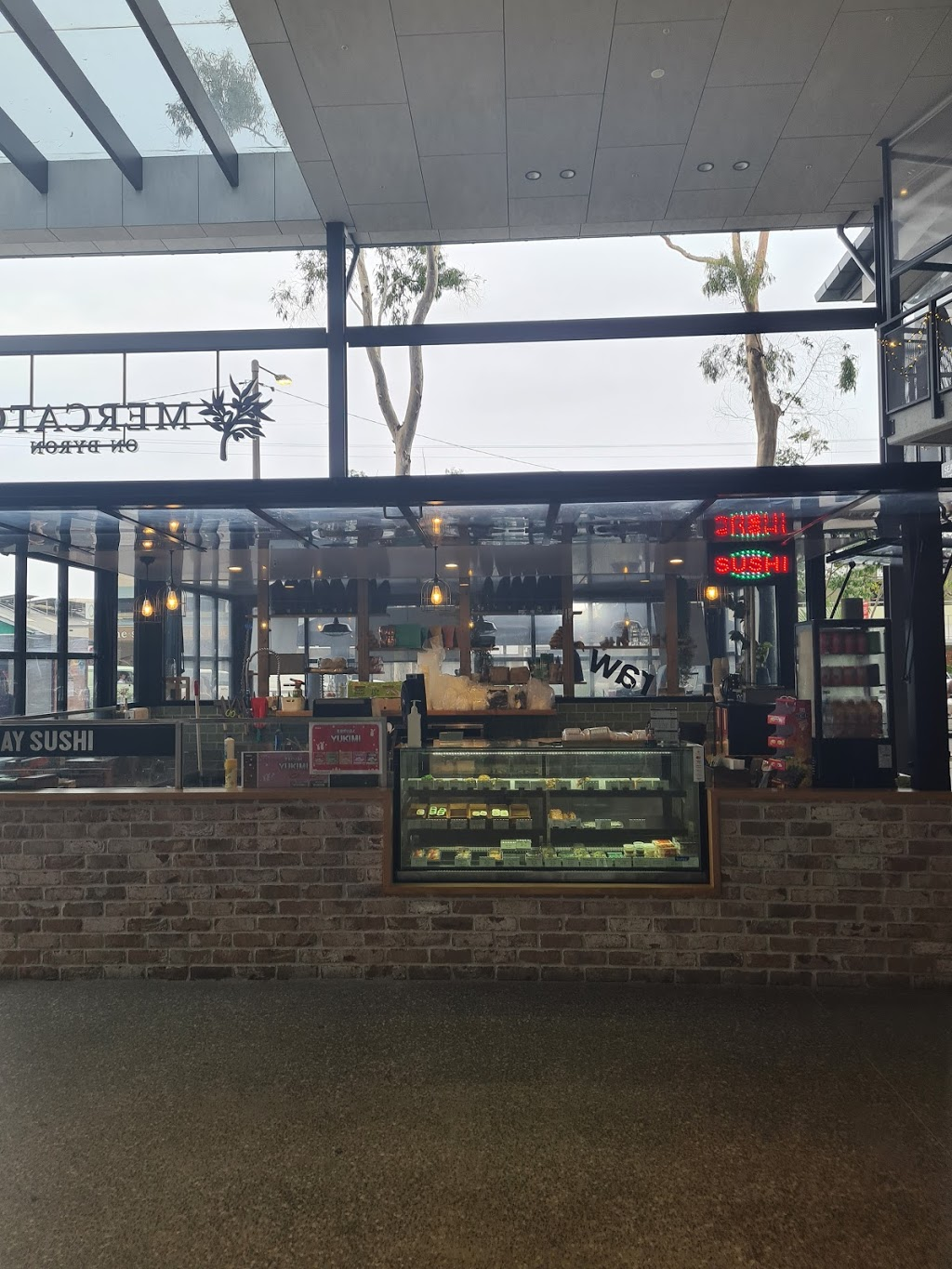 Bay Sushi | meal takeaway | Australia, New South Wales, Byron Bay, 114 K1A Mercato on byron 108
