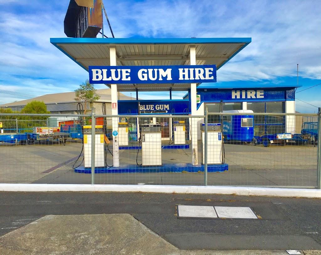 Blue Gum Trailer Hire | gas station | 431 Elizabeth St, North Hobart TAS 7000, Australia | 0499455002 OR +61 499 455 002