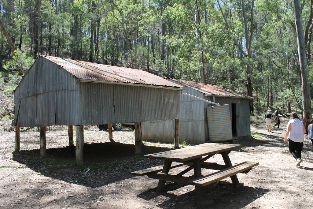 Sheepskin Hut | campground | Sheepskin Trail, Putty NSW 2330, Australia
