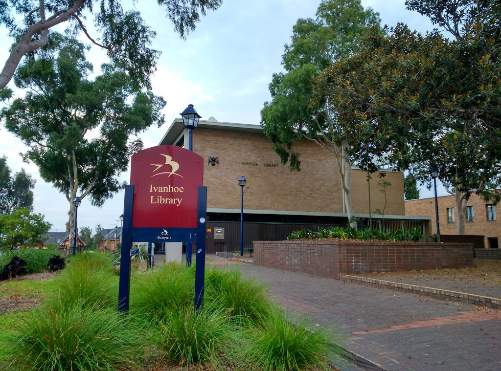 Ivanhoe Library | library | 255 Upper Heidelberg Rd, Ivanhoe VIC 3079, Australia | 0394975780 OR +61 3 9497 5780