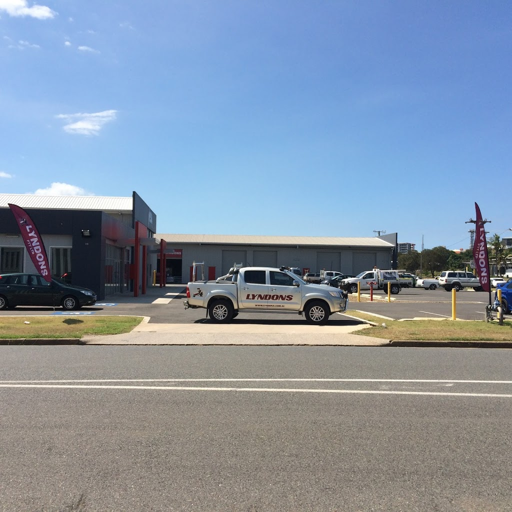 Lyndons - Gladstone | hardware store | 10 Side St, Gladstone Central QLD 4680, Australia | 0749721691 OR +61 7 4972 1691