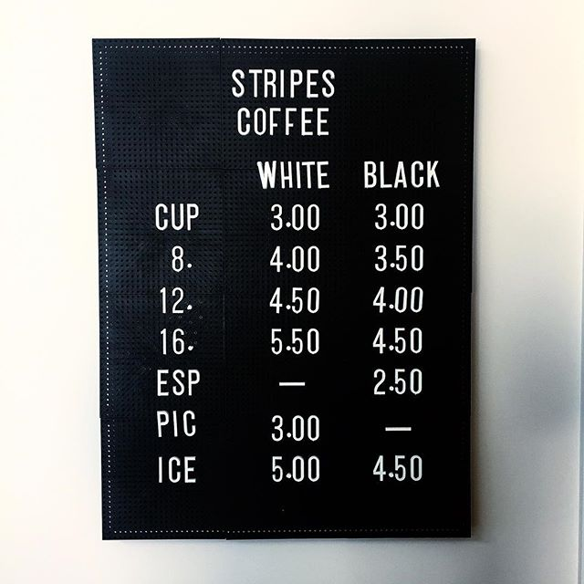 Stripes Coffee | store | 20 Echlin St, West End QLD 4810, Australia | 0401447299 OR +61 401 447 299