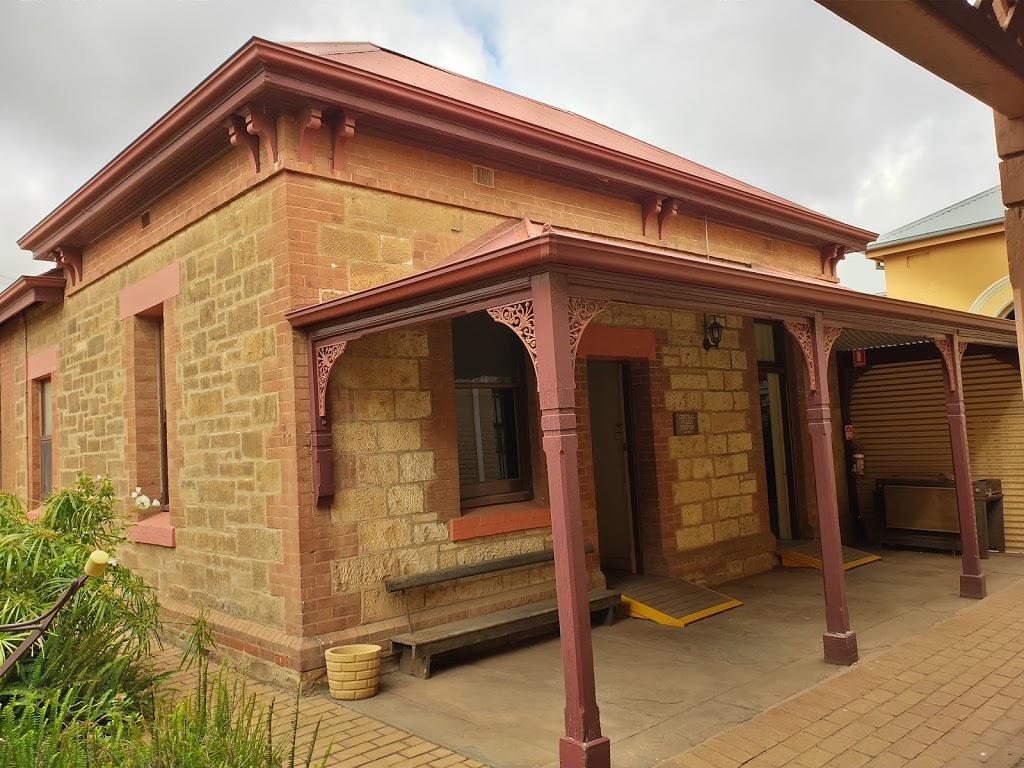 Port Pirie Railway Station Museum   museum   73/77 Ellen St, Port Pirie SA 5540, Australia   0886323435 OR +61 8 8632 3435