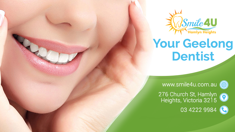 Smile 4 U | dentist | 276 Church St, Hamlyn Heights VIC 3215, Australia | 0342229984 OR +61 3 4222 9984