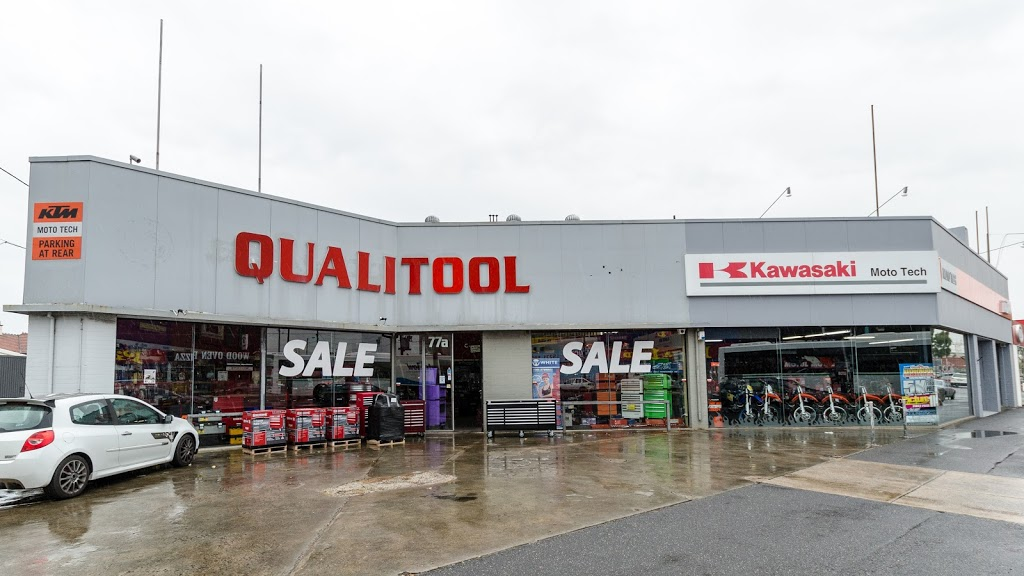 Qualitool Tools - Geelong | store | 77a Mercer St, Geelong VIC 3220, Australia | 0352218915 OR +61 3 5221 8915