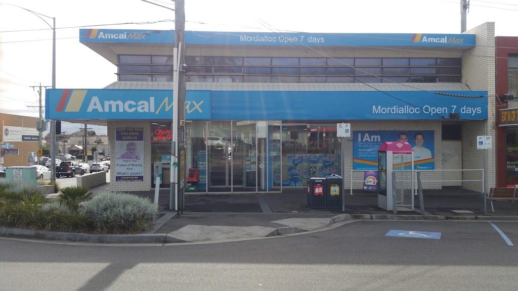 Amcal+ Pharmacy Mordialloc | pharmacy | 467 Main St, Mordialloc VIC 3195, Australia | 0395801019 OR +61 3 9580 1019